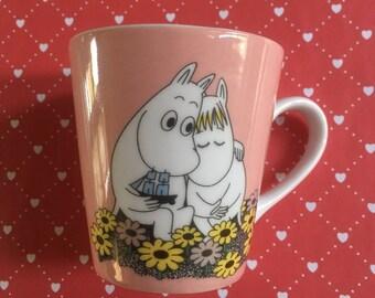Kawaii Moomin & Snork mug from Japan for your collection