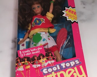 Cool Tops Courtney RARE 1989