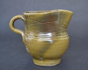 Vintage Jugtown Pottery Pitcher
