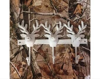 Deer bathroom decor | Etsy