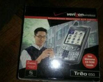 Verizon Treo 650 cell phone