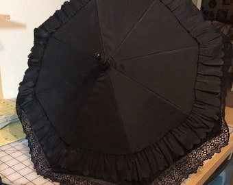 Recovered Marquis parasol from the 1860's