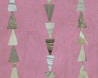 Dreamer - Stripe Rose - Carrie Bloomston - Windham (42574-8)