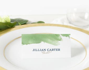 Jillian - Place Cards (PRINT-IT-YOURSELF)