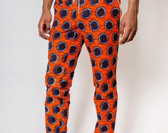 Jangjangbureh JEKKAH - African Trousers - Men's