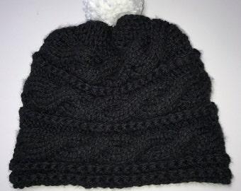 Super bulky cosy winter hat