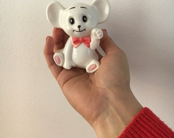 Vintage night light mouse