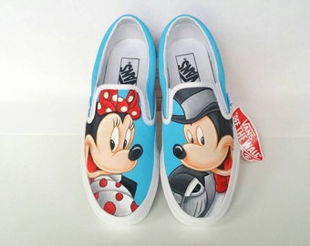 Custom Vans (Any theme) up to 2 characters.