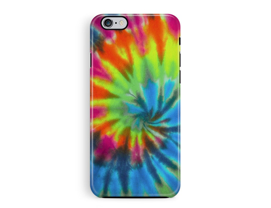 Tie Dye Iphone 5 Case Rainbow Iphone Case By