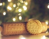CHRISTMASS JUMPER *** Embossing rolling pin, laser engraved rolling pin***Christmas***