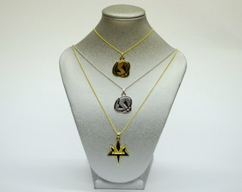 Team Skull/Aether Foundation Pendant Necklace