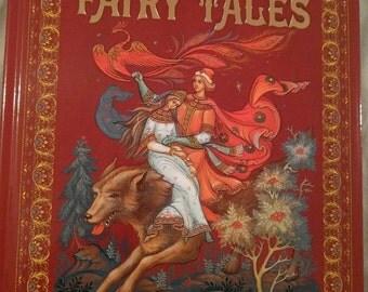 Russian Fairy Tales Palekh Mstiora Kholui Paintings english edition