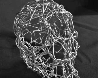 Wired Skull 2