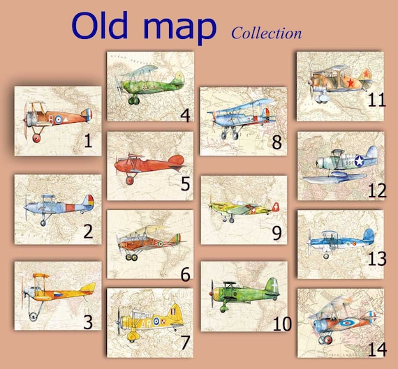 Wall Art Design Etsy Coupon Code : Off coupon on airplane decor any set of prints