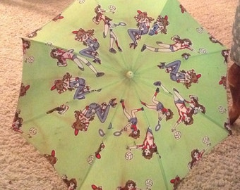 Vintage Childs Sports Unbrella