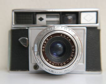 Rare Agfa Super Silette Automatic from the 50's