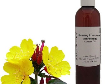 Evening Primrose (Unrefined) Carrier Oil