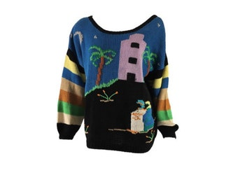 Cotton Vintage Sweater