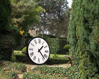 Large french clock 120 cm