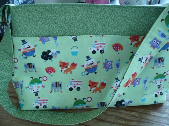 Humpty Dumpty Purse Diaper Bag