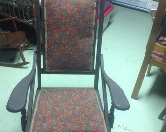 1930s Rocking Chair Etsy