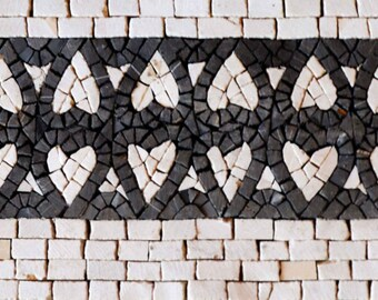 Mosaic Border Art - Wisdom