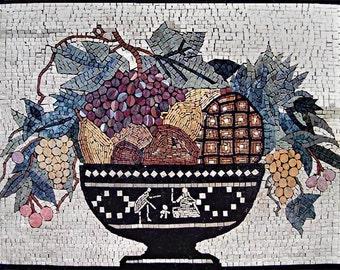 Mosaic Kitchen- Ancienne