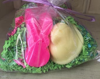 SALE!!!! Marshmallow Easter Soaps