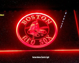 Boston Red Sox Electric Light