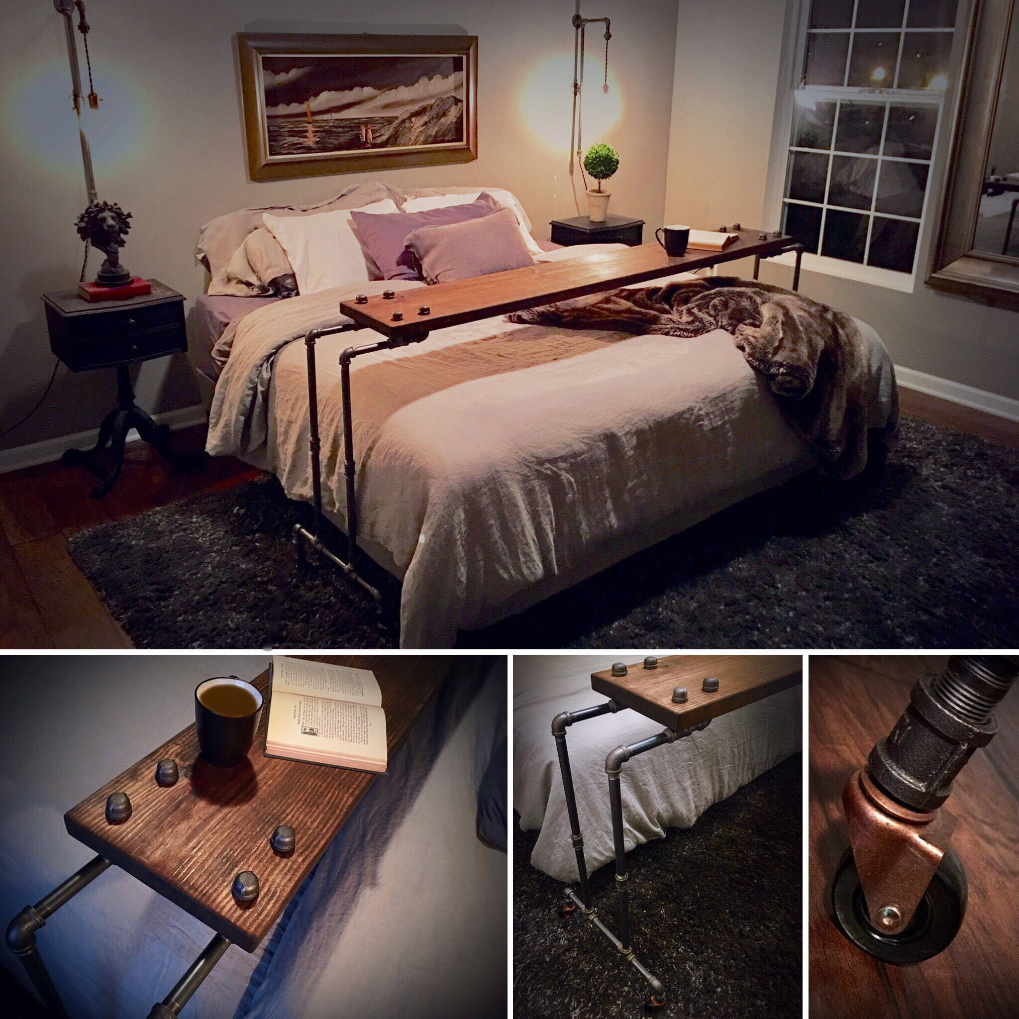 Kinky Stuff For The Bedroom Iron Bed Etsy