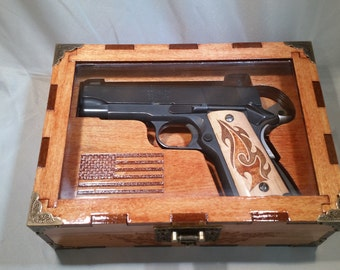 Super Fancy 1911 Display box