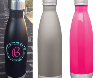 Personalized/Monogrammed 17oz Force Water Bottle