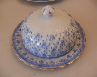 Schaller & co can 20 years, butter dish, butter Fleur de Lys