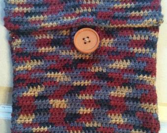 Crochet iPad Pouch