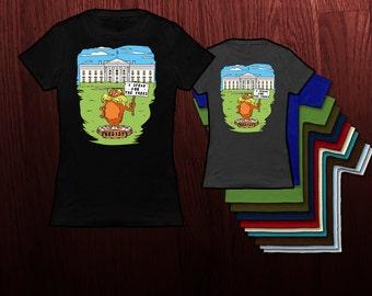 I Speak For The Trees- Ladies Fit Tshirt