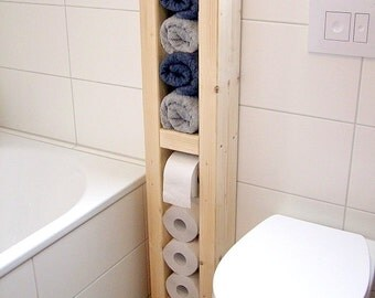 Toilet paper holder, towel holder, toilet paper holder