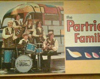 The Partridge Family Board Game
