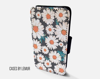 DAISY Case For Samsung Galaxy S6 Edge Wallet Case For Samsung Galaxy S6 Edge Leather Case For Samsung Galaxy S6 Edge Leather Wallet Case