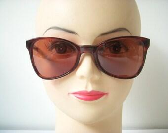 CUTLER & CROSS London vintage sunglasses tortoise