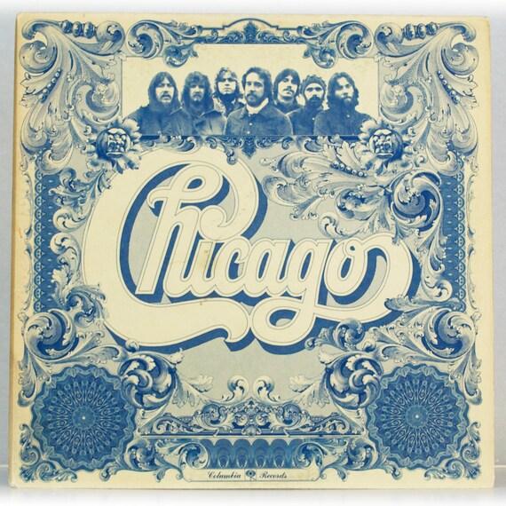 Chicago - VI Album Columbia Records 1973 Original Vintage Vinyl Record