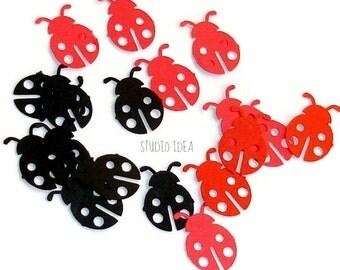 Ladybug Cut Outs Etsy