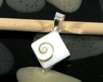 Shiva eye pendant 925 sterling silver-6348