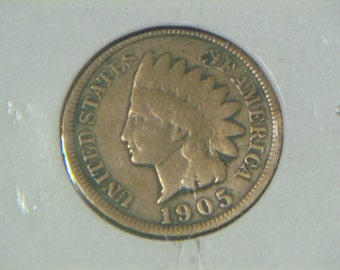 1905 Indian Head Cent (ZP48)