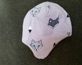0-3 month sized hat in li...