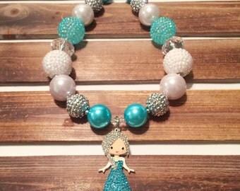 Elsa's Wonderland Frozen Necklace