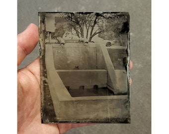 Your Image as a Tintype