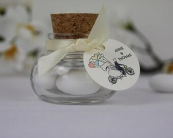 Gastgeschenke zur Hochzeit / Wedding give away