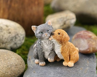 Puppy & Kitty Friends