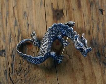 Cute Dragon Brooch