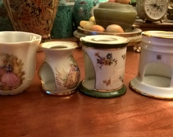 Little trinkets porcelain Limoges Made in France